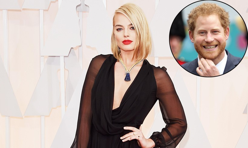 Margot Robbie Wedding.Margot Robbie Spills On Whether She Ll Be Invited To Prince