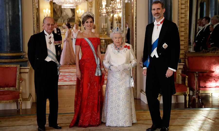 <p>The Queen has also been given the same honour by the Spanish royal family.</p>