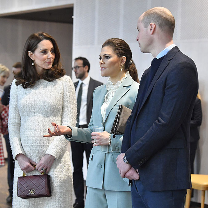 The British royal couple have made campaigning on mental health issues one of the central themes of their public working lives. Their Heads Together mental health campaign saw a series of events staged last year to encourage Britons to talk about their psychological problems or provide a sympathetic ear for others.