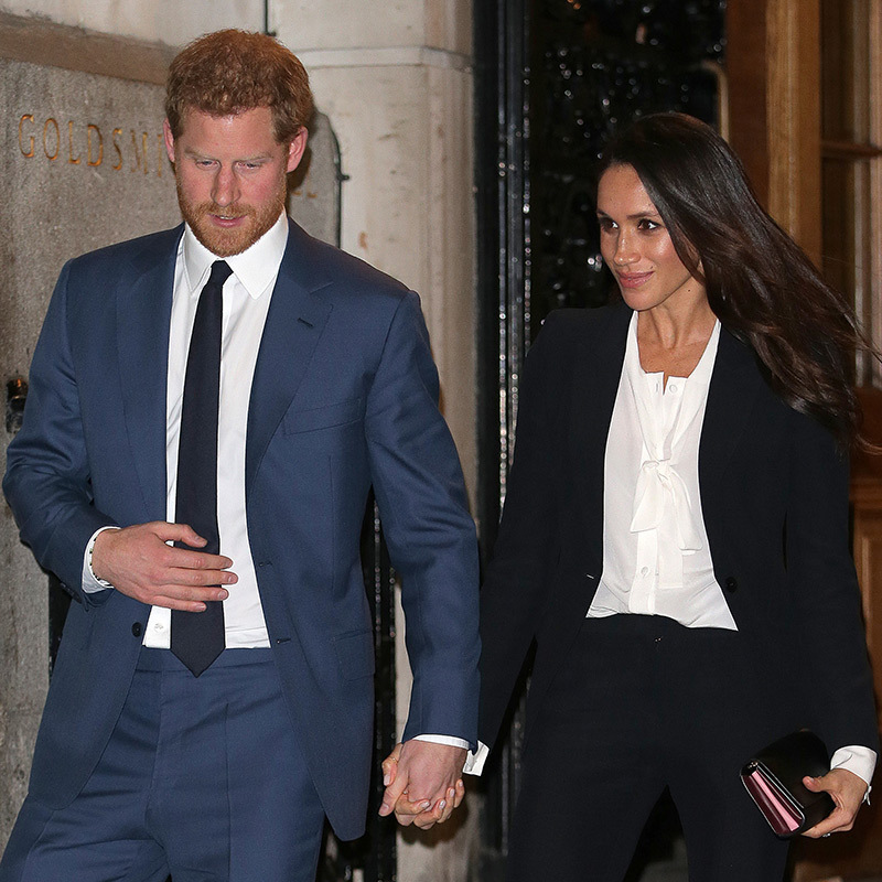 "Meghan's skin was glowing after she dazzled crowds with her eloquence and sense of humour. She will surely be radiant once again when she walks down the aisle to say ""I do"" to Prince Harry on May 19 at St George's Chapel. 