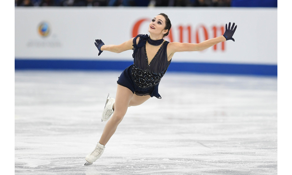 <h2>Kaetlyn Osmond</h2>