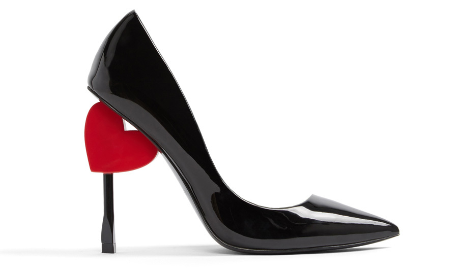 "<p><strong>Cupidd Pump in Black</strong>, $100, <a href=""http://aldoshoes.com"" target=""_blank""><em>aldoshoes.com</em></a></p>"