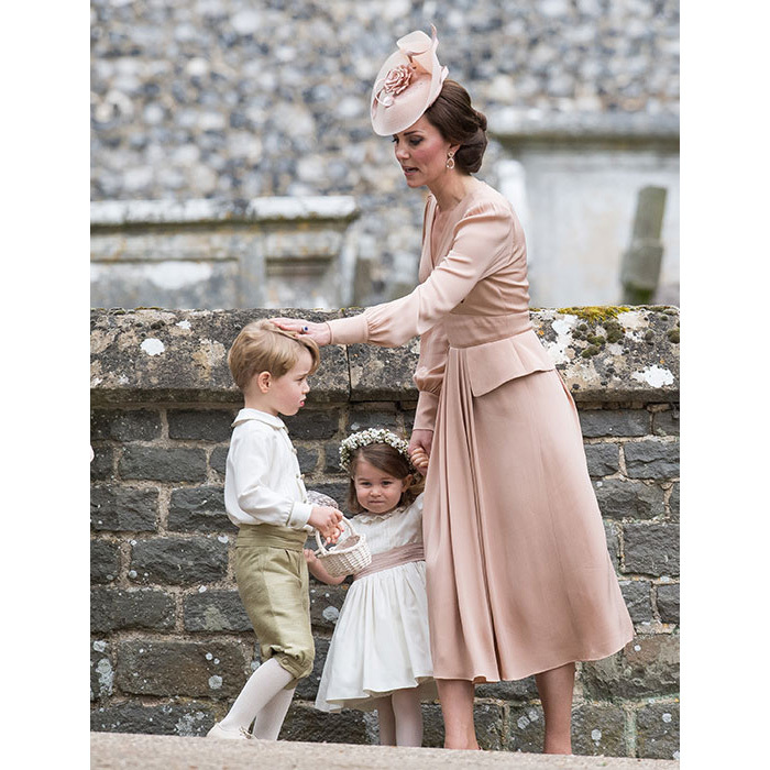 <h2>Prince George and Princess Charlotte's starring roles</h2>