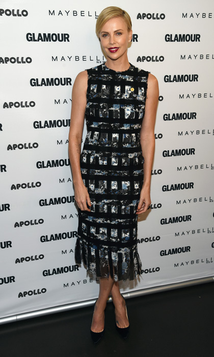 <p>Charlize Theron</p>
