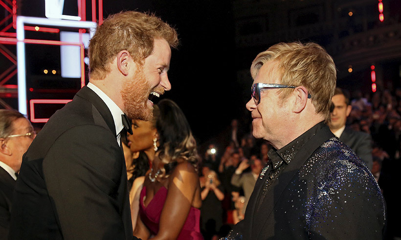 <h4>Sir Elton John</h4>