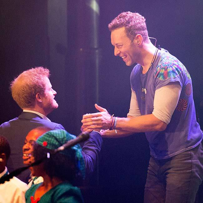 <h4>Chris Martin</h4>