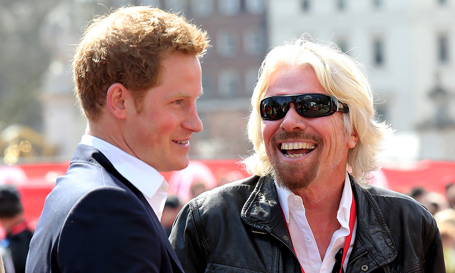 <h4>Sir Richard Branson</h4>