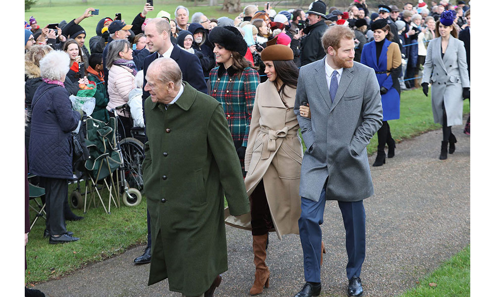 <h2>Christmas with the royal family</h2>