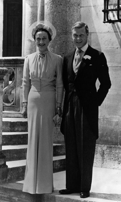 <h2>WALLIS SIMPSON AND EDWARD VIII</h2>