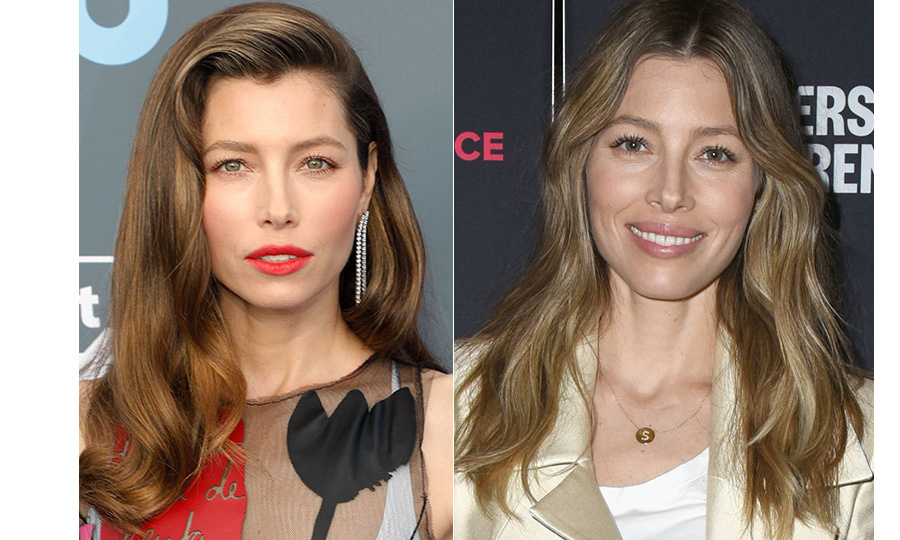 Jessica Biel sported a stunning refreshed look! The actress took her brunette locks a few shades lighter recently, just in time for the (fingers crossed!) beginnings of spring.