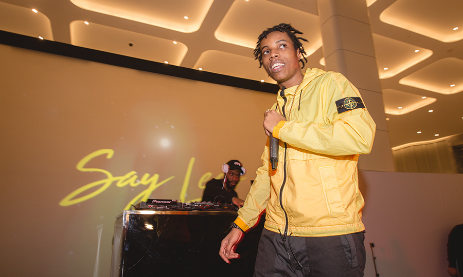 <h2>Holt Renfrew SQ1 Stone Island Pop Up Launch Party</h2>
