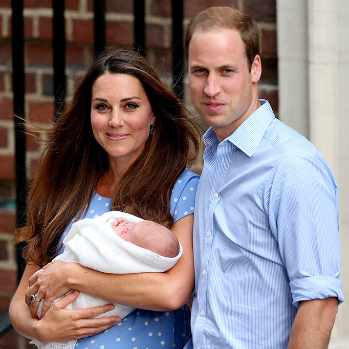 All The Details Of Prince William And Kate's Royal Baby