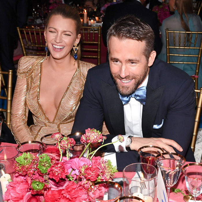 <h2>Ryan Reynolds &amp; Blake Lively</h2>