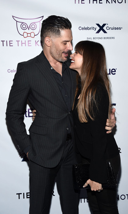 <h2>Joe Manganiello &amp; Sofia Vergara</h2>