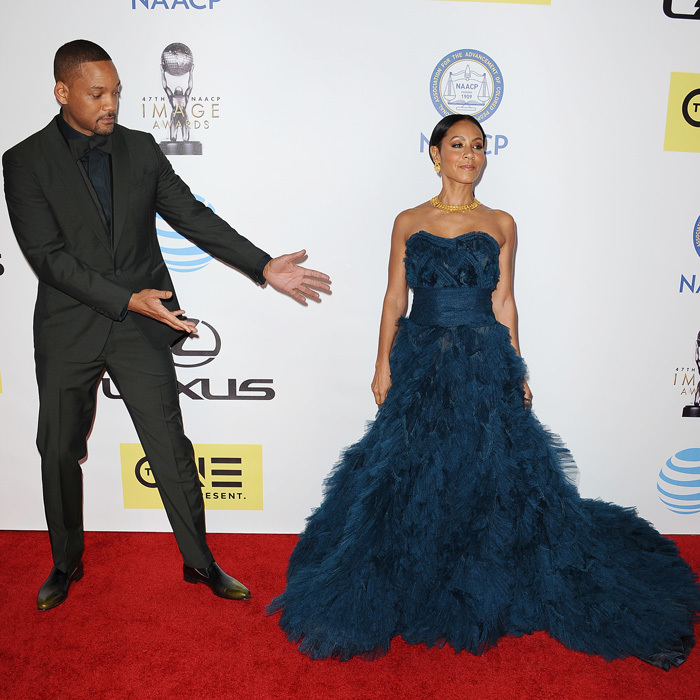 <h2>Will Smith &amp; Jada Pinkett Smith</h2>