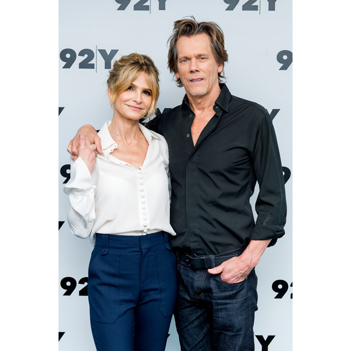 <h2>Kevin Bacon &amp; Kyra Sedgwick</h2>