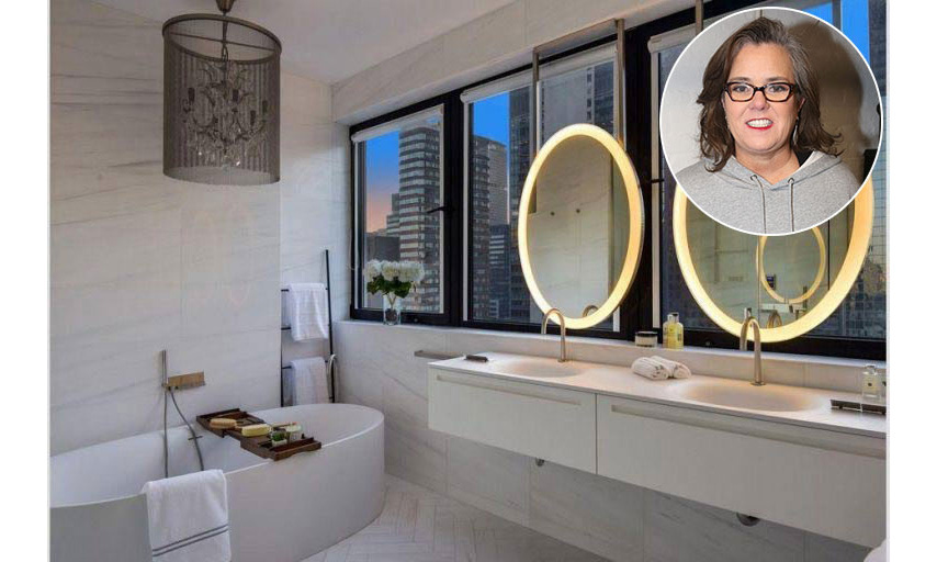 <h2>Rosie O'Donnell</h2>