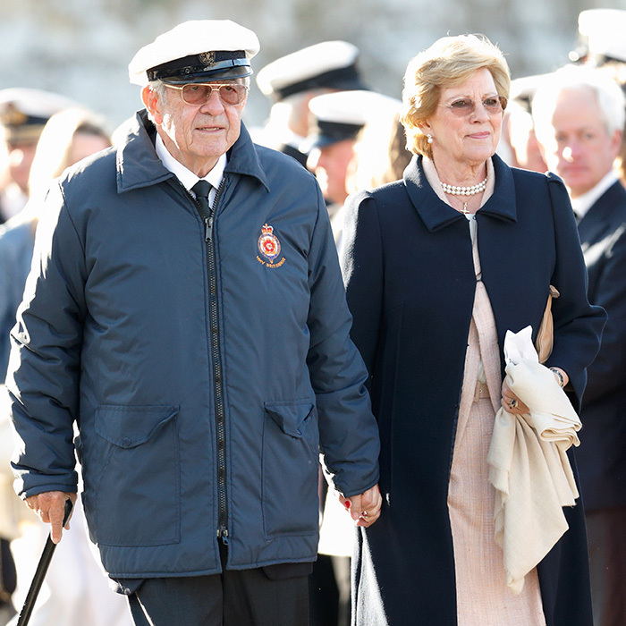 <p>NOW: The King and his wife were exiled in 1967, and the Greek monarchy was abolished in 1973. The longtime royal pair, who have five children – Crown Prince Pavlos, Princess Alexia, Prince Nikolaos, Princess Theodora and Prince Philippos – settled in London, but returned to Greece in 2013.</p>