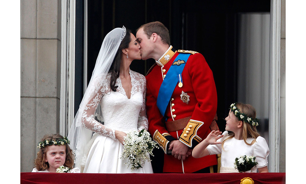 <h2>Their first appearance as newlyweds</h2>