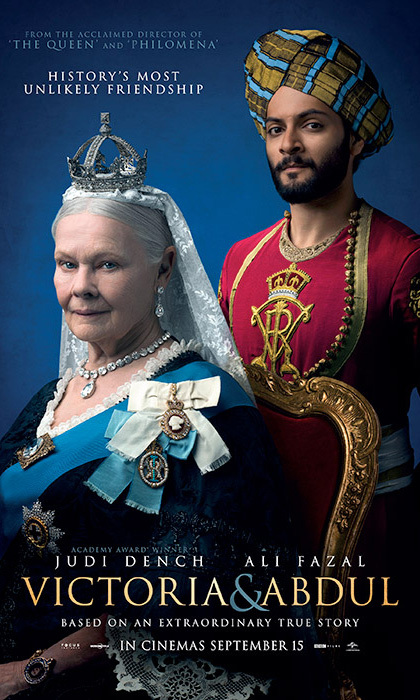 <h2>Dame Judi Dench – Queen Victoria</h2>