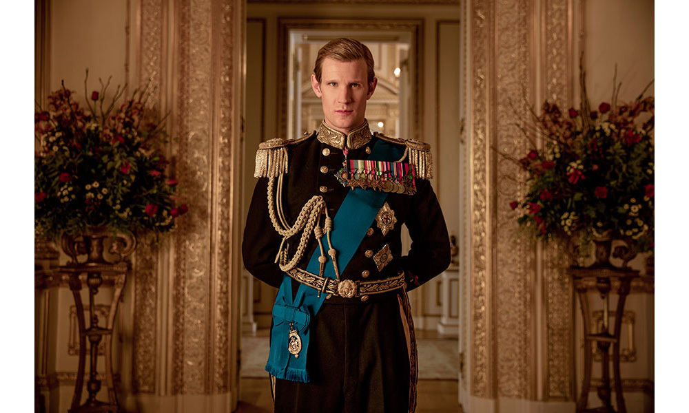 <h2>Matt Smith – Prince Philip</h2>