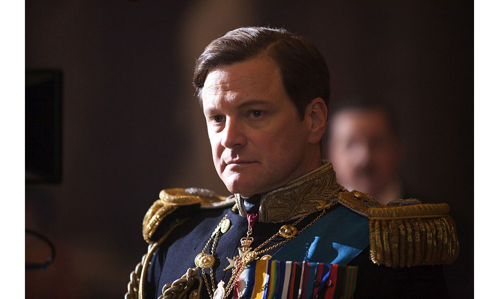 <h2>Colin Firth – King George VI</h2>