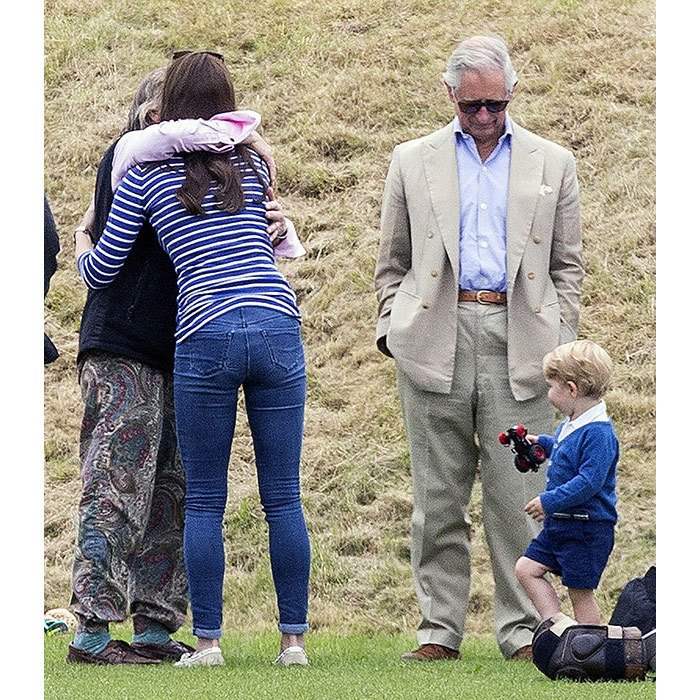 <p>There's nothing sweeter than seeing grandparents bond with their grandchildren, and the same is true for royal families. Despite the formality of their events and engagements, there are snatched moments when we see royals display genuine affection for the tiniest members of their family.</p>