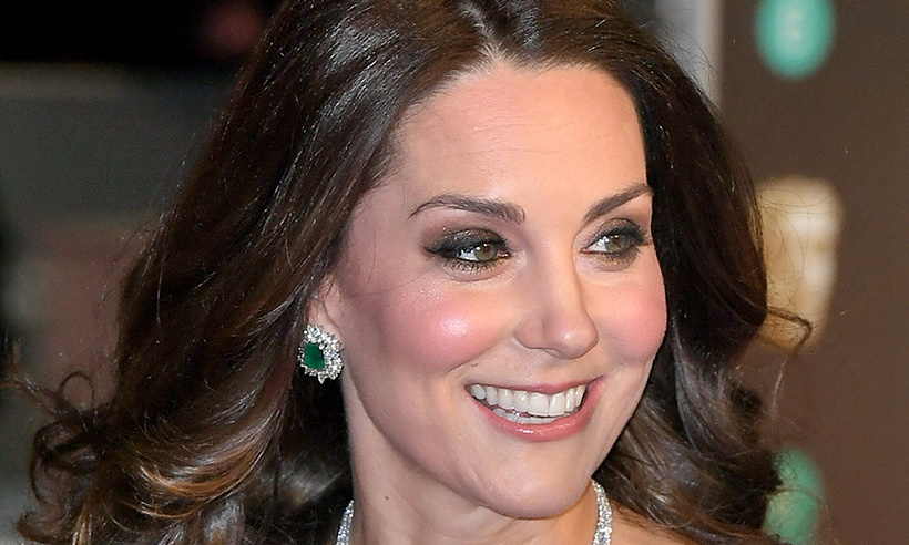 Duchess Kate pulls off a genius jewelry hack with her diamond and emerald earrings