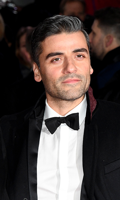 Oscar Isaac