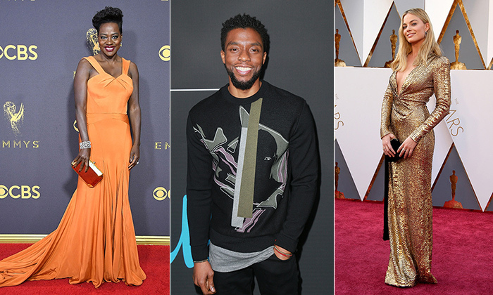 The 90th Annual Academy Awards are just around the corner and excitement is definitely building. Here, the complete list of Oscar presenters that will be handing out (and, for some, maybe even scoring) some of the evening's top honours! Click through to see them all...