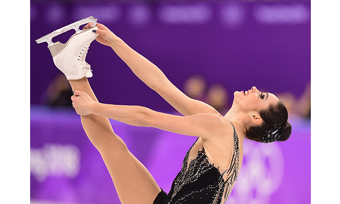 Silver swan! Kaetlyn Osmond's <em>Black Swan</em> free skate program was the key to her bronze medal. The 22-year-old from Newfoundland stole the show once again as she scored her second medal at the Pyeongchang games. 