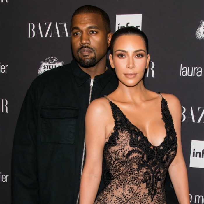 Kim Kardashian is supporting husband Kanye West's lifelong dream of being on <em>Family Feud</em>