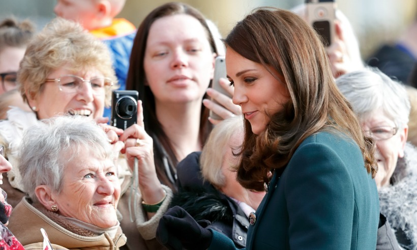 This is Duchess Kate's secret for staying comfortable in heels