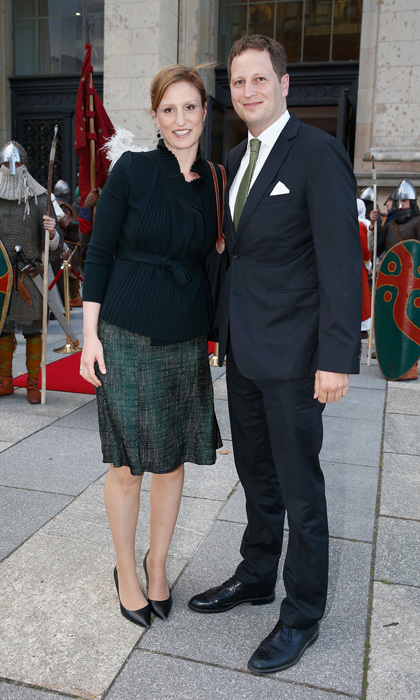 <p>Prince Georg Friedrich of Preussen is currently the head of the House of Hohenzollern.</p>