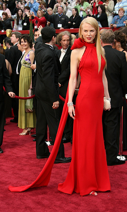 <strong>Nicole Kidman in Balenciaga, 2007</strong>