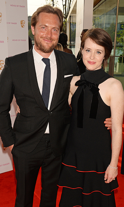 <h2>Claire Foy and Stephen Campbell Moore</h2>