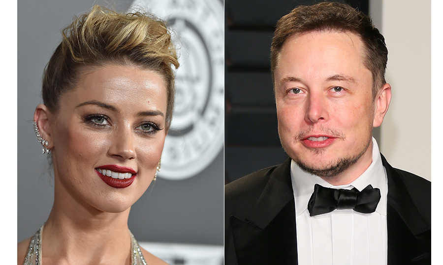 <h2>Amber Heard and Elon Musk</h2>
