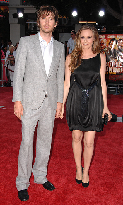 <h2>Alicia Silverstone and Christopher Jarecki</h2>