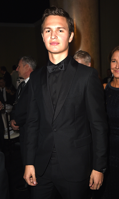 Ansel Elgort
