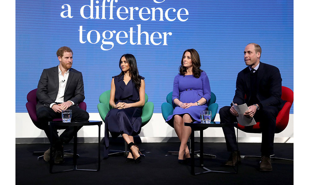 "The fab four steps out in style! <p><a href=""/tags/0/meghan-markle/""><strong>Meghan Markle</strong></a> made her official debut in London alongside her family-to-be - fiancé <a href=""/tags/0/prince-harry/""><strong>Prince Harry</strong></a>and future in-laws the <a href=""/tags/0/prince-william-and-kate/""><strong>Duke and Duchess of Cambridge</strong></a>. It was their first time stepping out as a foursome for a public engagement, and Wednesday's (Feb. 28) outing couldn't have gone better. Laying out their vision for the future of their Royal Foundation, the American actress and the royals spoke passionately about the causes close to their hearts under the umbrella of the theme ""Making a Difference Together"" -  from the Invictus Games, during which Meghan and Harry stepped out as a couple for the first time ever last year in Toronto, to the Head's Together campaign for mental health.</p>