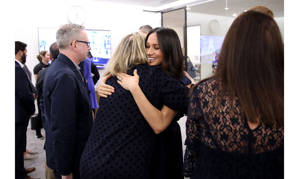 "<p>""I think it's really good we've got four different personalities, we've all got that same passion to want to make a difference, but different opinions,"" Harry said of his excitement to have the foursome united for their individual causes. He is clearly thrilled for Meghan to come on board!</p>