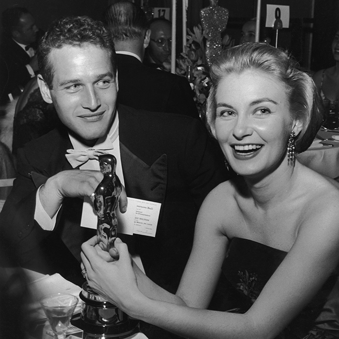 <p>Paul Newman & Joanne Woodward</p>