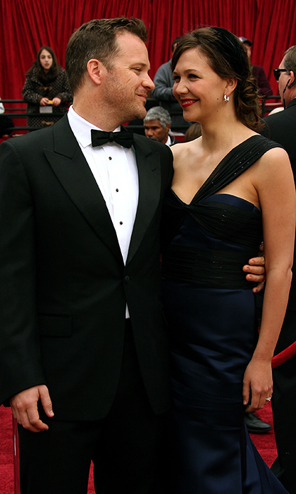 <p>Peter Sarsgaard &amp; Maggie Gyllenhaal</p>