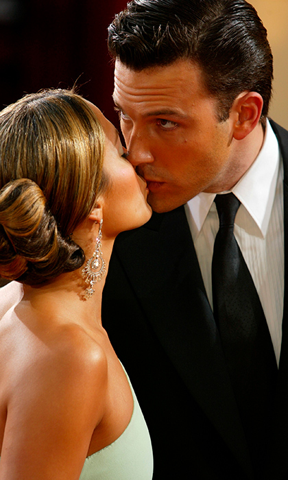 <p>Jennifer Lopez & Ben Affleck</p>