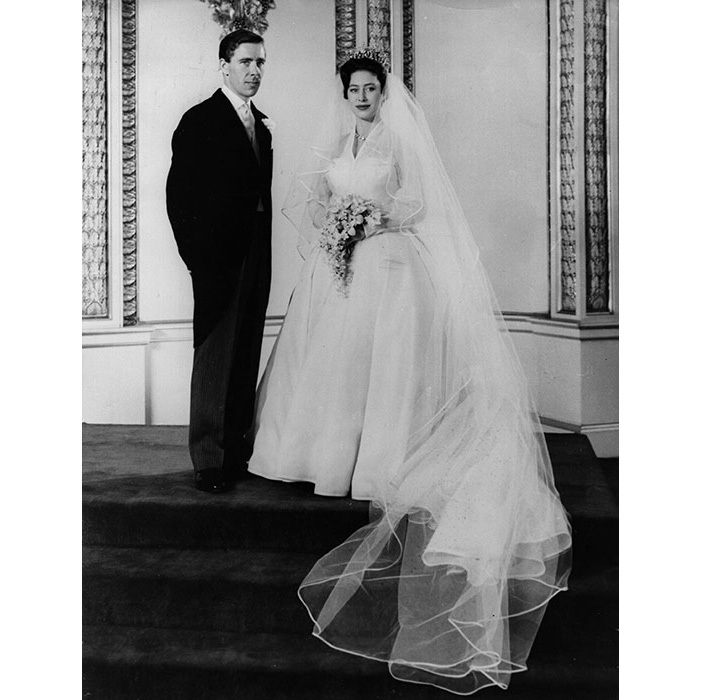 <h2>Princess Margaret and Antony Armstrong-Jones, 1960</h2>