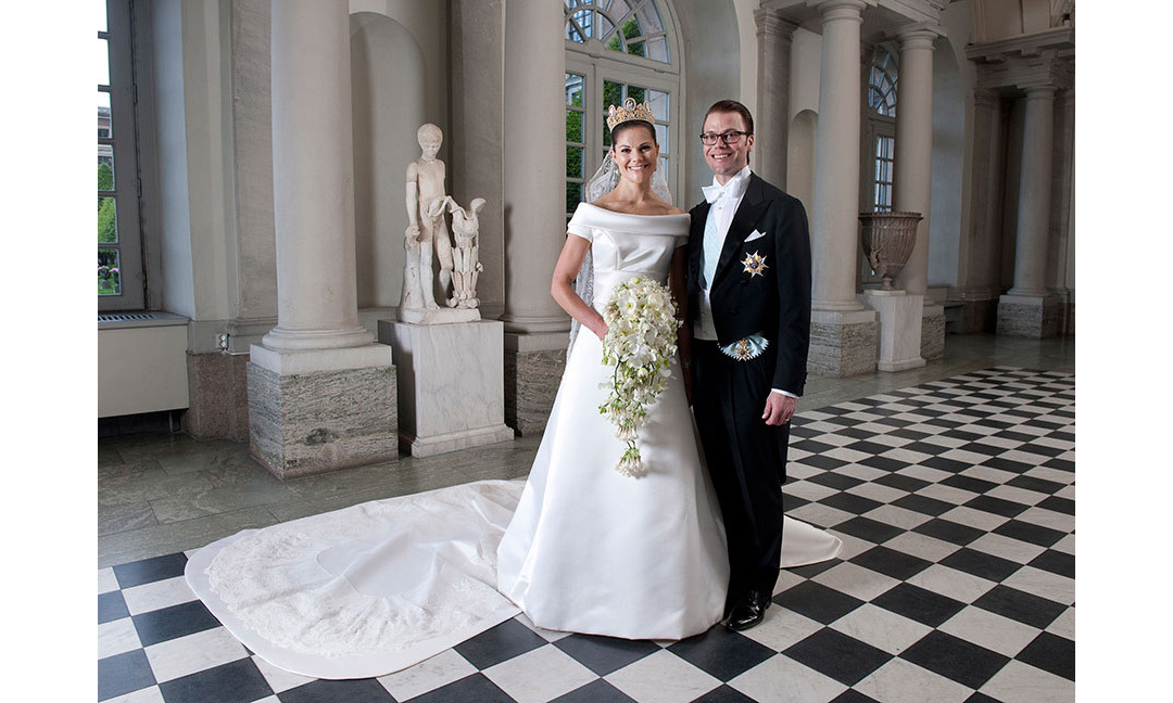<h2>Princess Victoria and Daniel Westling, 2010</h2>
