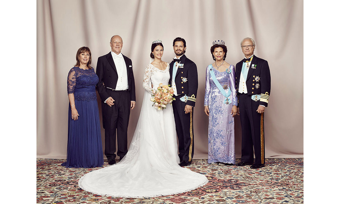 <h2>Prince Carl Philip and Sofia Kristina Hellqvist, 2015</h2>