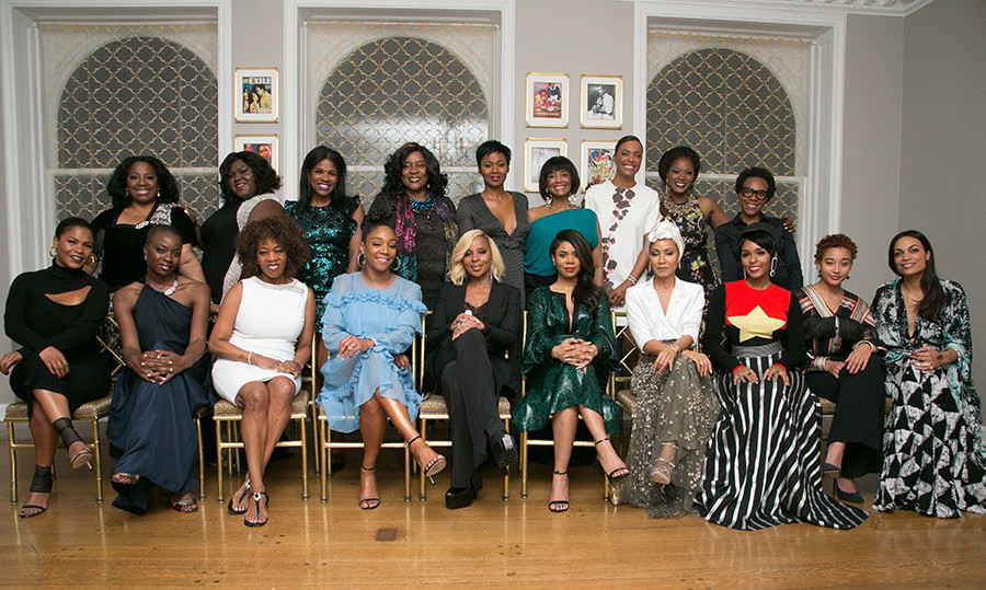 Some of Hollywood's most talented women gathered together for the Sistah's Soiree on Feb. 28 prior to the Academy Awards show.
