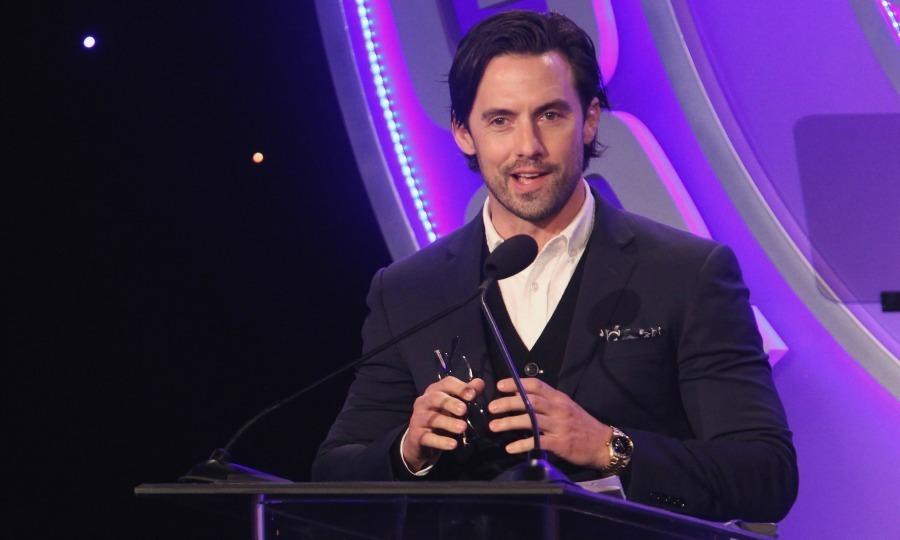 "Milo Ventimiglia looked sharp while attending the 55th Annual International Cinematographers Guild Publicists Awards at the Beverly Hilton Hotel on March 2. The 40-year-old actor was on hand to present This Is Us creator Dan Fogelman with the ""Television Showman of the Year"" award.