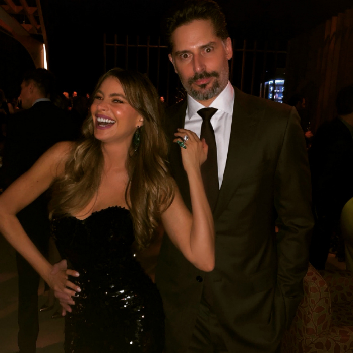 Sofia Vergara and Joe Manganiello also attended the legendary event. The lovebirds seemed to have a great time, with Sofia taking to Instagram to share some fun party pics. 